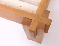 holz steckverbindung metallteile verbinden. Black Bedroom Furniture Sets. Home Design Ideas